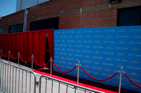 PAPER TOWNS Red Carpet and Fan Event @ The Bomb Factory