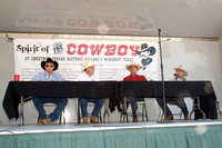 Spirit of the Cowboy Festival at Chestnut Square Historic Village