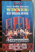 PIPPIN Exclusive Cast Talkback  Rehearsal Preview @ Dallas Summer Musicals