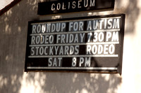 Roundup for Autism Parade @ Fort Worth Stockyards