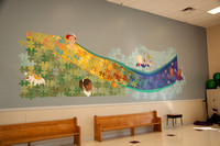 Melinda Page Mural @ Autism Treatment Center - Dallas