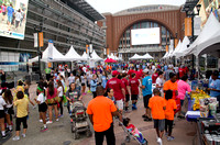 JDRF One Walk 2014 @ Victory Plaza at American Airlines Center