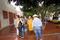 25th Annual Bobby Norris Roundup For Autism Parade Staging @ Fort Worth Stockyards