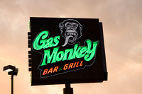 Haunted Monkey Halloween Bash @ Gas Monkey Bar N' Grill
