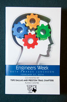 6th Annual Engineers Week Awards Luncheon @ Plano Centre