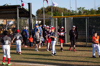 Opening Day Ceremony @ Grapevine Oak Grove Baseball Fields